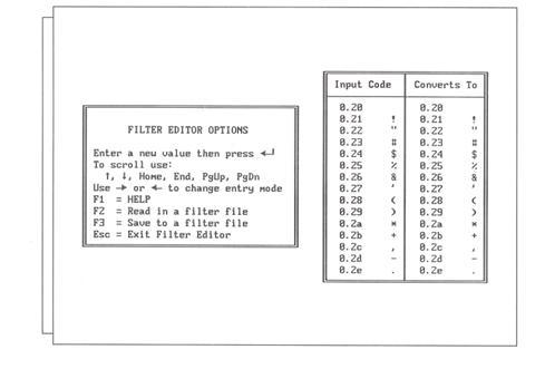 WordStar File Conversion